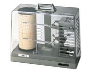 自記温湿度記録計 メーカー名:㈱佐藤計量器製作所 分類:気象