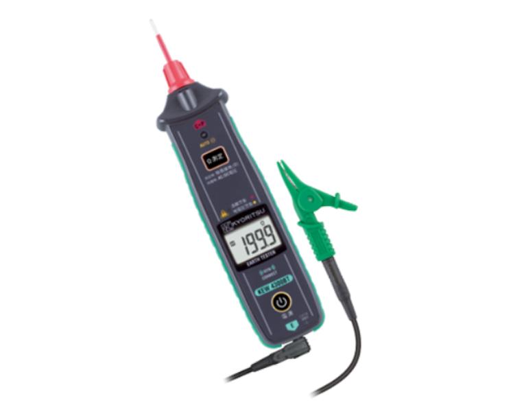 簡易接地抵抗計 メーカー名:共立電気計器㈱