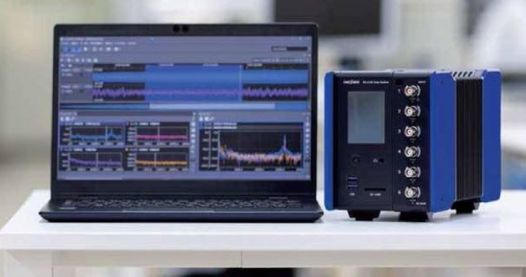音響振動解析システム  O-Solution・DS-5000画像