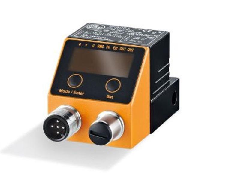 振動監視システム :ifm efector株式会社 分類:制御