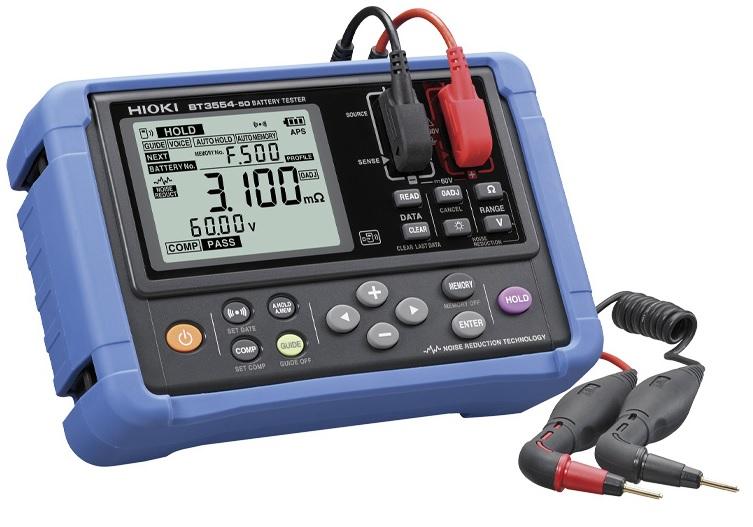 日置電機株式会社 バッテリテスタ BT3554-50画像
