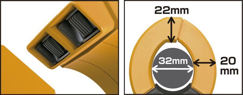 日置電機株式会社 多重接地の接地抵抗測定用 クランプ接地抵抗計 FT6380-50